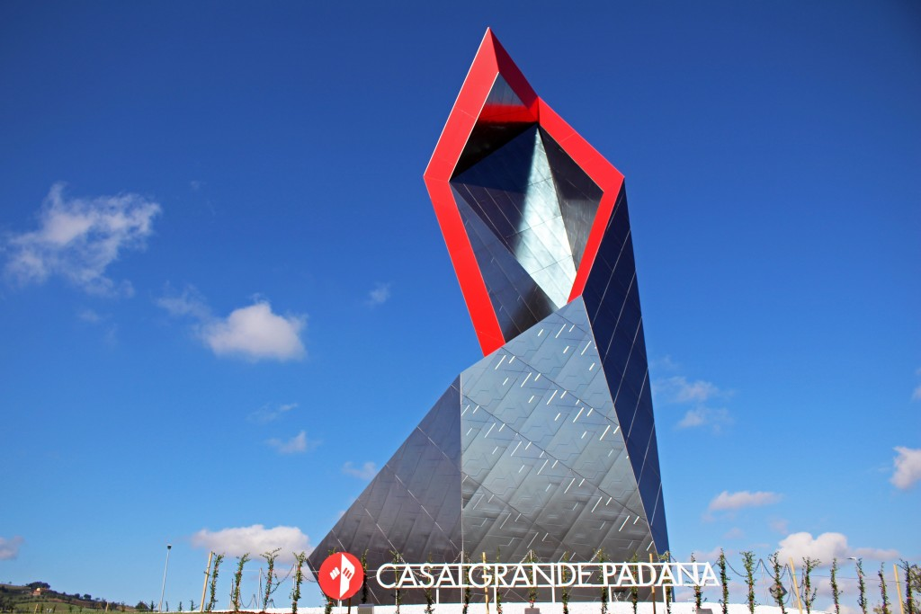 Casalgrande Ceramic Crown by Daniel Libeskind