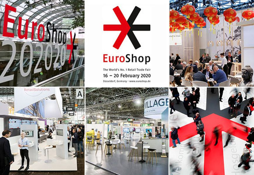 Euroshop 2020 - The retail of the future