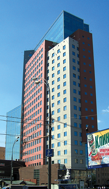 """NOVOSUSCEVSKYI"" BUSINESS CENTRE"