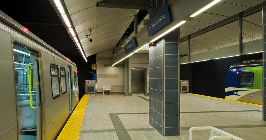 Canada Line-Rapid Transit Project