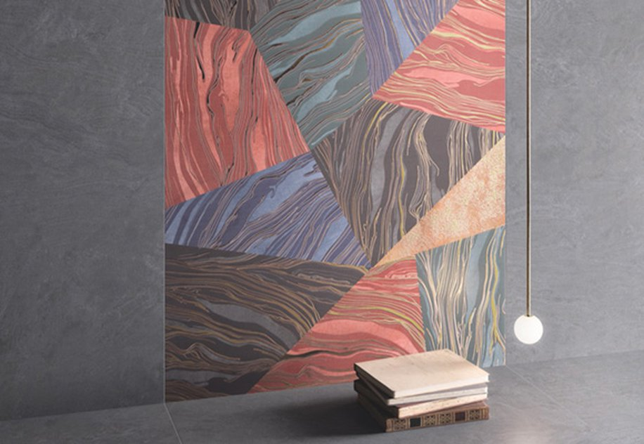 Kontinua: porcelain stoneware tiles in large dimensions to broaden the horizons of design